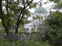 Orthodox Church back view
