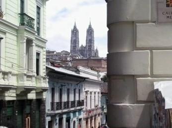 El Basilica del Voto Nacional